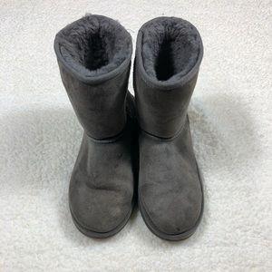 Women's Grey Ugg Boots